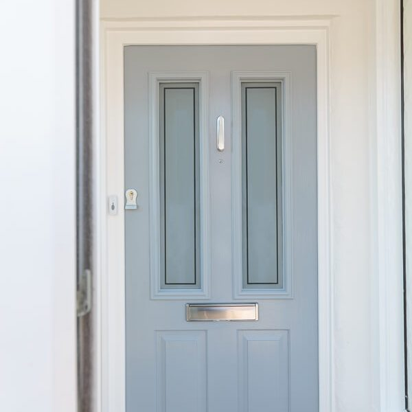 Installed composite doors in Surrey from Opus Glazing