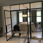 Case Study: Steel Crittall Room Divider